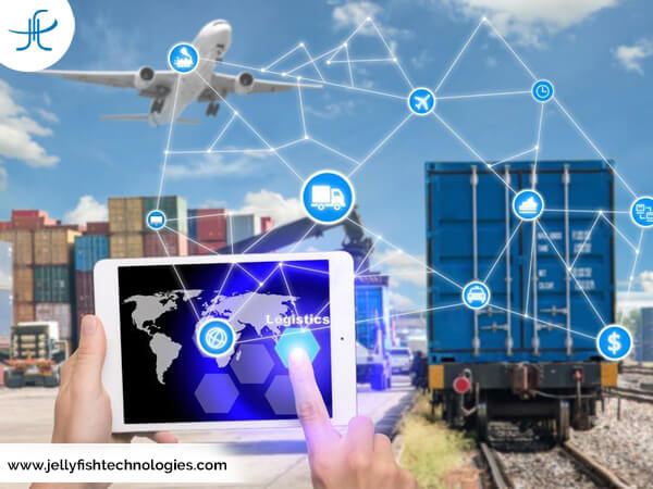 technology in transport industry